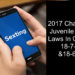 2017 Changes To Juvenile Sexting Laws In Colorado 18-7-109 &18-6-403