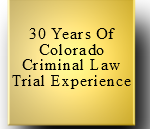 Denver Colorado Juvenile Crimes Criminal Defense Lawyer